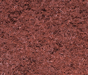 Dyed Cherry Brown Mulch