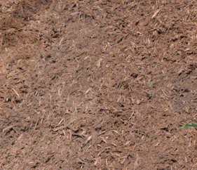 Medium Double-Shred Mulch from APLS, Inc. Landscape Supply